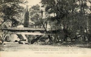 blacons le pont détruit- 5
