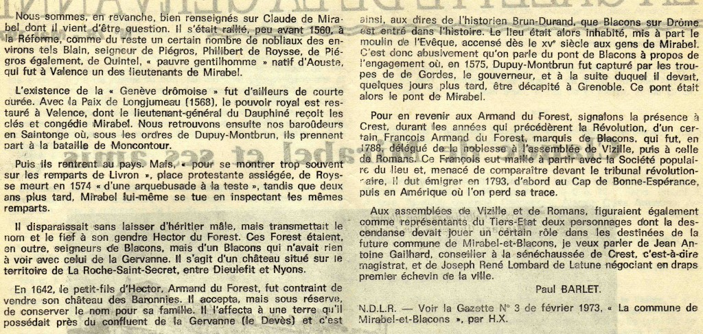 compr.Claude de Mirabel et amis.gazette 78 (2)
